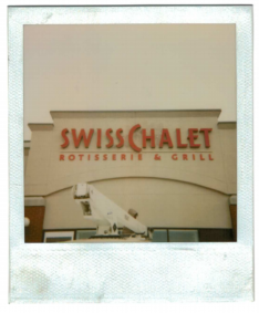 swiss chalet old
